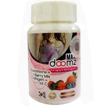 Maxi Doomz Anti-Aging Breast Enhancing Whitening Active Bottle of30 Price Philippines