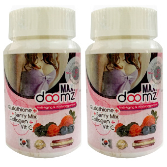 Maxi Doomz Anti-Aging Breast Enhancing Whitening Active Bottle of30 Bundle of 2 Price Philippines