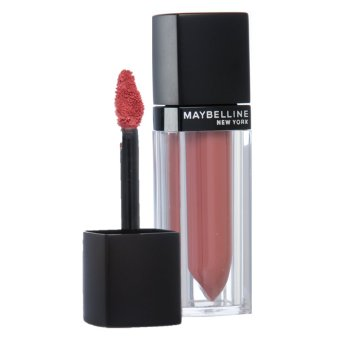 Maybelline Color Sensational Vivid Matte Liquid Lipstick - MAT 12