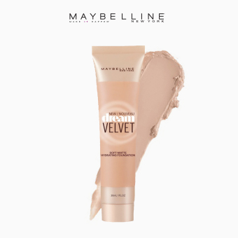 Maybelline Dream Velvet Matte Foundation - Natural Beige
