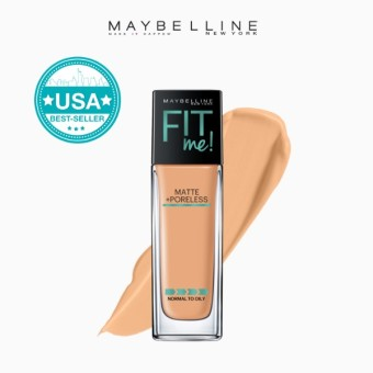 Maybelline Fit Me Matte Poreless Liquid Foundation - 230 Natural Buff Price Philippines