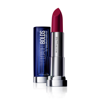 Maybelline Loaded Bolds Lipstick 4.2g (Midnight Date)