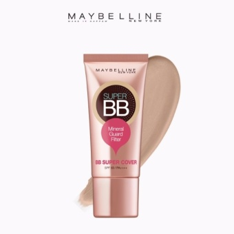 Maybelline Super BB Cream - Medium
