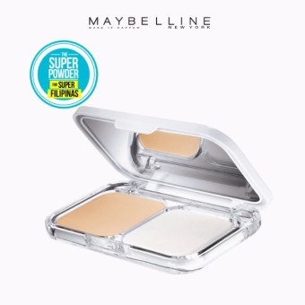 Maybelline White Superfresh Powder Foundation - Natural