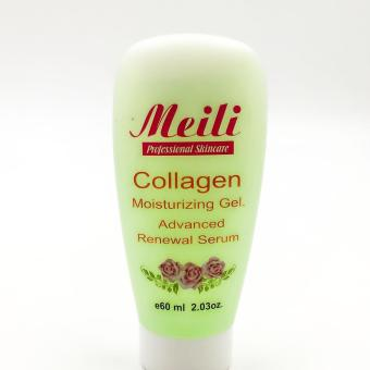 Meili Collagen Whitening Gel Advance Renewal Serum 60ml