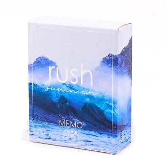 Memo Rush Summer M 50ml Eau de toilette (Blue) - picture 2
