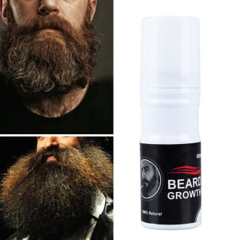 Men Hair Nutrition Grow Facial Fast Beardboost Beard whiskers Growth Spray - intl Price Philippines