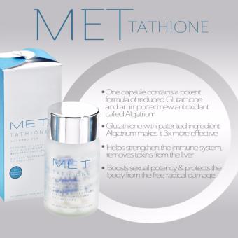 Met Tathione Softgel Capsule with Algatrium -710 mgx 60 capsules - 5
