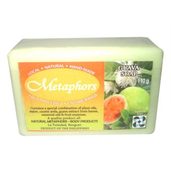 Metaphors Guava Soap 110g - picture 2