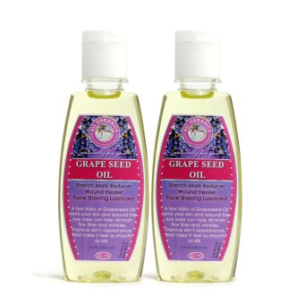 Milea Moisturizing and Stretch Mark Relief Grapeseed Oil 50ml Setof 2 Price Philippines