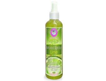 Milea Room Deodorizer and Antibacterial Mood Spray Lime 250ml