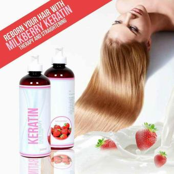 Milkberry Keratin Hair Therapy and Straightening 500 ml