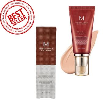MISSHA - BB CREAM - PERFECT COVER - 50ML
