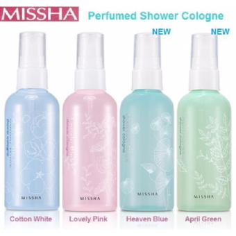 Missha Perfumed Shower Cologne (Heaven Blue) From Korea Price Philippines