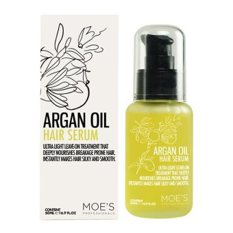 Moe's Professionals Argan Oil Hair Serum 50ml Price Philippines