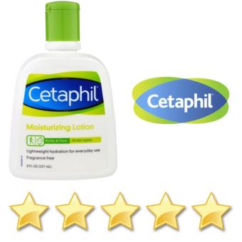 MOISTURIZING LOTION FOR BODY AND FACE ( GENTLE LOTION ) DERMARECOMMENDED Price Philippines