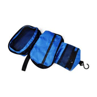 Moonar Convenient Nylon Cosmetic Travel Storage Bag Blue - picture 2