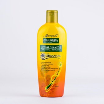 Moringa Herbal Shampoo With Argan Oil 350ml Price Philippines