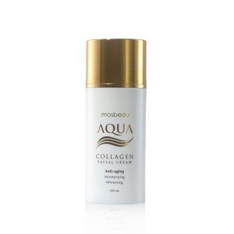 Mosbeau Aqua Collagen Facial Cream 100ml