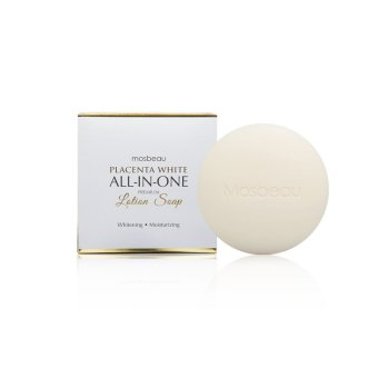 Mosbeau Placenta White All In One Premium Lotion Soap 100g