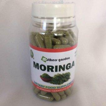 Mothers Garden Moringa Capsule 500mg/150 Capsule Set of 2 - 2