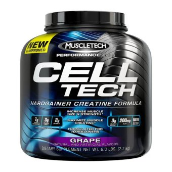 Muscletech Cell Tech Performance Series Powde 5.95lbs (Grape) Price Philippines