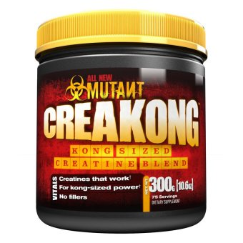 Mutant Creakong Kong Sized Creatine Blend 10.6oz Price Philippines