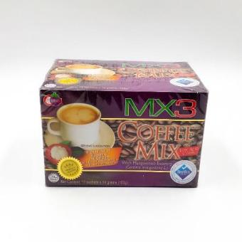 Mx3 coffee mix 10's set of 2 boxes