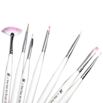 Nail Art Pen Brushes Drawing