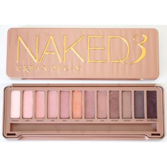 Naked 3 Eyeshadow Palette .