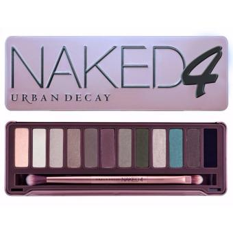 Naked 4 Eyeshadow Palette .