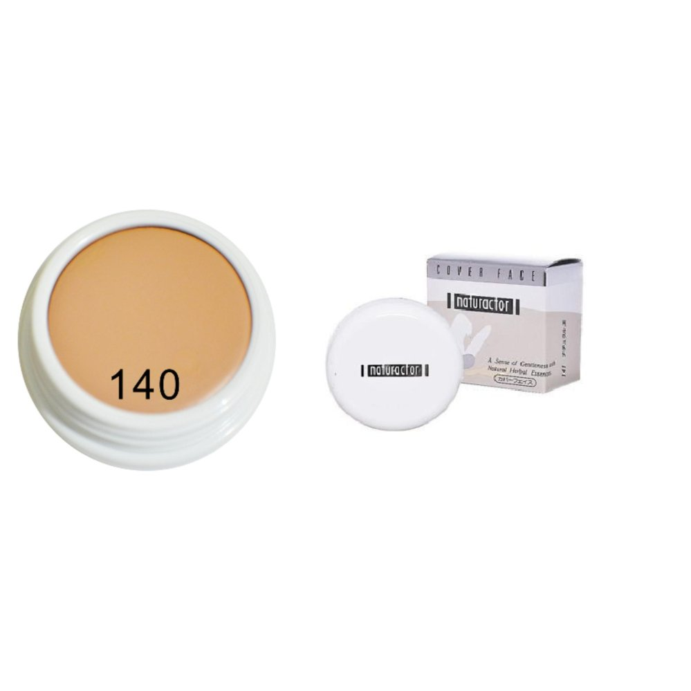 NATURACTOR COVER FACE shade #140 Philippines