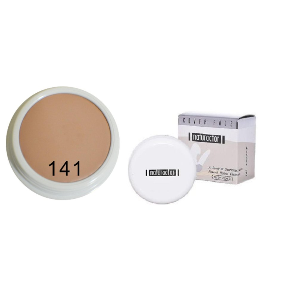NATURACTOR COVER FACE shade #141 Philippines