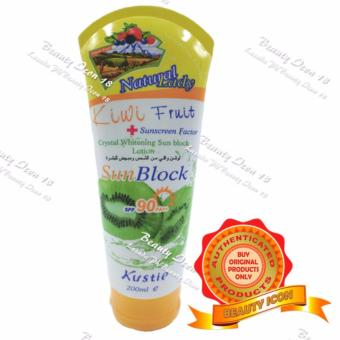 Natural Lady Kiwi Fruit +Sunscreen Factor Price Philippines