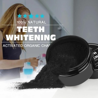 Natural Organic Activated Charcoal Tooth Teeth Whitening Powder 30g- intl Price Philippines