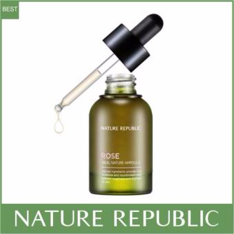 Nature Republic Real Nature Rose Ampoule 30ml