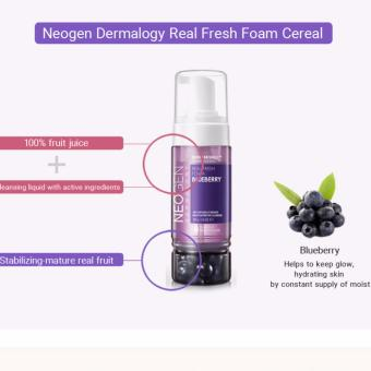 NEOGEN Blueberry Real Fresh Foam Cleanser Price Philippines