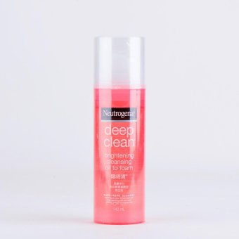 Neutrogena Dc Cleansing Oil To Foam 142ml