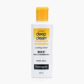 Neutrogena Deep Clean Blackhead Eliminating Cooling Toner 200 mL