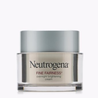 Neutrogena Fine Fairness Cream 50g