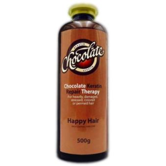 New 2017 Chocolate Keratin Repair Therapy Daily Conditioner 500g - 3