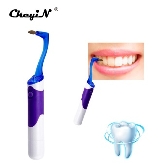 New Arrival Oral Hygiene Super Bright Lighted LED Dental MirrorMouth Mirror kits Tooth Stain Eraser Plaque Remover - intl - 3
