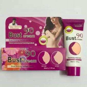 New Effective Bust 90 Herbal Firming Cream (Set of 1) - 2