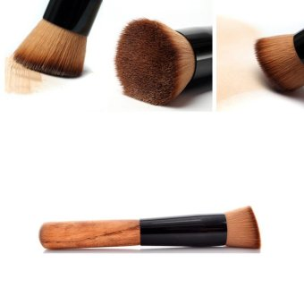 New Makeup Face Foundation Powder Blush Brush Cosmetic Tools