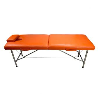 New Portable Folding Massage Table Massage Bed (Orange)