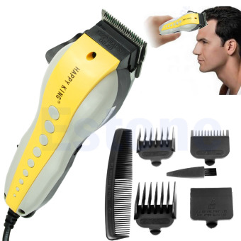 New Pro Complete Hair Cutting Kit Clippers Trimmer Shaver