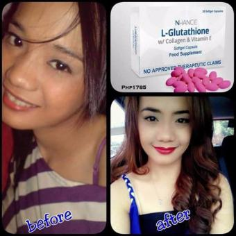 NHANCE L-Glutathione with Collagen 30 Capsules - 4