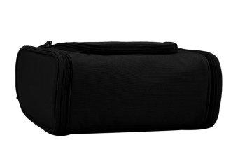 niceEshop Portable Hanging Toiletry Bag Waterproof Travel Kit Organizer Cosmetic Bag Toiletry Bag With Hanging Hook - intl - 4