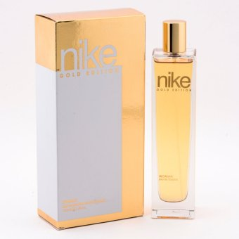 Nike Gold Edition Eau De Toilette for Women 100ml
