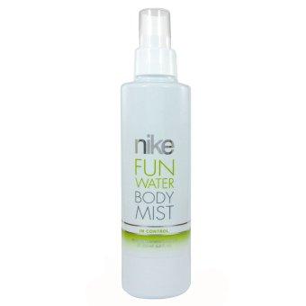 Nike In Control Fun Water Body Mist Women Body Spray 200ml (White)